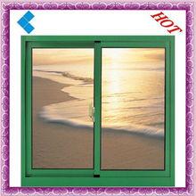 pvc profile glass windows,pvc sliding window