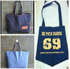 2013 Fashion Denim Jean Bags For Shopping