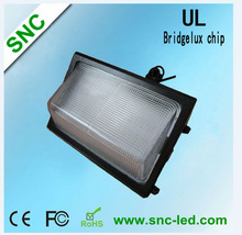 China manufacturer 50w outdoor led wall pack light with purity die-casting aluminium