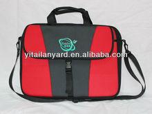 custom waterproof 15.6 inch laptop sleeve with handle