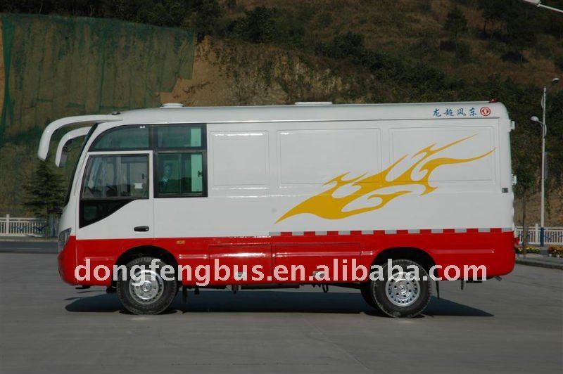 Dongfeng special vehicle EQ5041XXYT1 Van bus