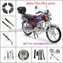 piezas para alpha 110