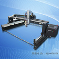 Snr-ql2 chama tipo pórtico e máquina de corte cnc 2.5x5.5m tipo gantry plasma/chama máquina de corte