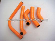 coolant silicone hose for KAWASAKI KX250 2005-2007 2006
