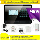 Home alarm system for building house estate security 2BX