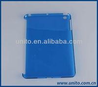 Smart Cover Compatible Companion Slim PC Back Cover Case For iPad Mini