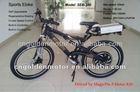 48V 1500W E Bike / Electric sport bicycle with Magic Pie 3 hub motor