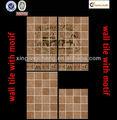 Real de cerâmica telha bordas decorativas para imprimir