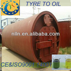 Rubber tyre pyrolysis machinery HOT SALE !!