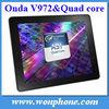 9.7inch IPS Retina screen Onda V972 Quad Core Tablet PC RAM 2GB +16GB