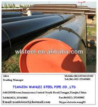 API5L GR.B hs code carbon steel pipe