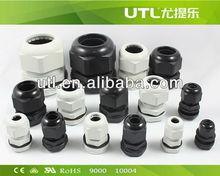 2013 nuevo producto de nylon glándula de cable pg bsp mg