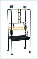 Quality assurance metal Parrot cages parakeet birds Stand