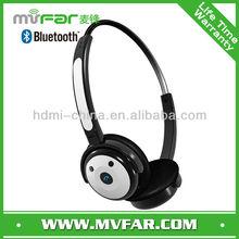 2013 New Bluetooth stereo headphone, music headphone, High-Fidelity,leather earpad