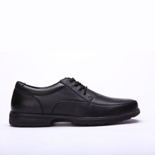 fashion men's shoes genuine leather made in china
