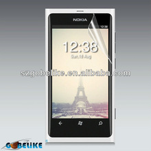 clear/matte/mirror/privacy/diamond touch screen film for Nokia Lumia 800
