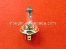 H4 halogen car lamp 12v 60w 55w with CE certofocated
