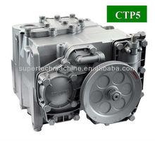 Fuel pump for fuel dispenser
