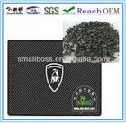 Black PVC compounds for mat