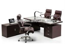 Modern laminate office desk(F-20)