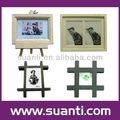fotos de los estantes de madera utilizado en la decoración del hogar