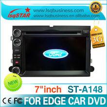 LSQ STAR special double din Ford EDGE(2006-2010) Car DVD player Car Radio audio with car Gps Navi bt RDS A2DP
