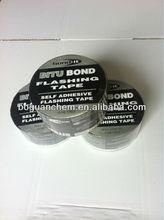 1.0mm self adhesive waterproof bitumen flashing band