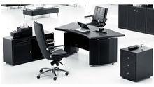 Modern half round office desk (F-02)