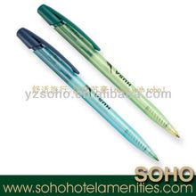 5 star hotel plastic rotomac ball pens