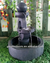 new arrival rolling ball water fountain for 2012
