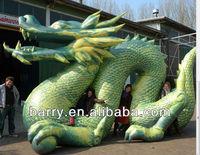 Custom size inflatable dragon pvc model,PVC model,inflatable model