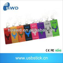 digital storage usb 32gb pen drive promotion slim usb flash drive