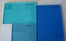 3-10mm Dark Blue Reflective Glass meet CE