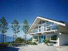 hign quality prefabricated light steel frame house