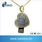 Jewelry usb flash drive wholesale alibaba chia TOP SELLING