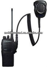GPS Microphone for MOTOROLA/KENWOOD/HYTERA/VERTEX/..two way radios