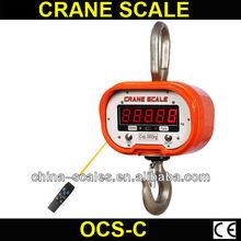 OCS-C distinctive 1000kg/0.5kg 30mm led small scale mining equipment