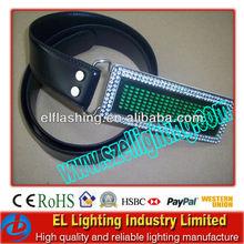 LED Belt Buckle ,LED Leather Belt Buckle