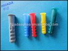 expand plug nylon nail wall plug