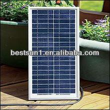 thin film solar panel 140w