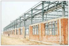 steel structure construction scheme