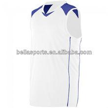 2013 latest custom blank ncaa Youth/kids newest basketball jersey