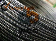 HRB500, HRB355,HRB400 6-40mm reinforced ribbed steel bar