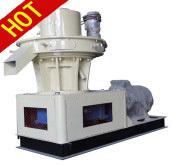 Wood/rice hull/straw high efficient pellet mill