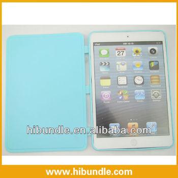Hot sale for ipad mini case,silicone case for ipad mini