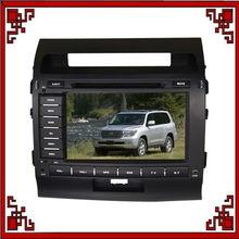 7 inches HD Digital Toyota landcruiser mini dvd player