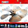 CCS Certificate Cu1 Copper five blade marine bronze propeller