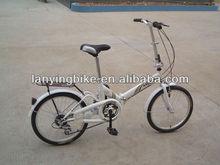 2013 latest promopt light foldable bicicle