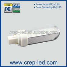e27 led bulb plc (g24 cfl replacement 10w 13w 18w 26w)