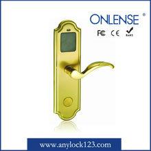 supply rf card hotel door lock near Canton fair Guangzhou